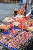 Street food in Cijin Island - Kaohsiung, Taiwan Stock Images