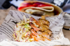 Street food Royalty Free Stock Images