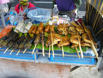 Street food Royalty Free Stock Image