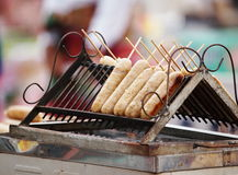 Street food Stock Image