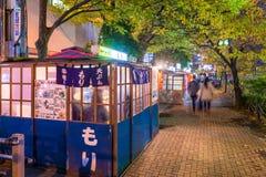 Street Food in Fukuoka Stock Image
