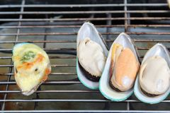 Street food Royalty Free Stock Photography