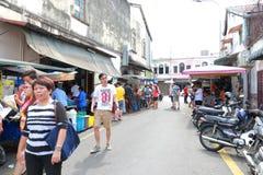 Street food in Malaysia Penang Stock Photos