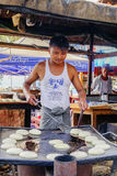 Street food in Myanmar Stock Photos
