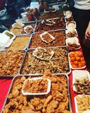 street food of the phillipines Stock Photos