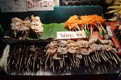 Street food in Thailand Stock Photos