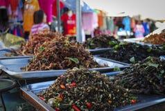 Street food vendor Stock Photography