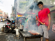 Street foods Royalty Free Stock Photography