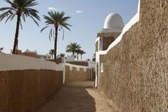 Street in Ghadames, Libya Royalty Free Stock Photo