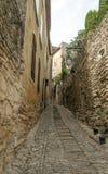 Street in Gordes Stock Photos
