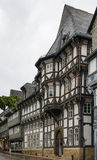 Street in Goslar, Germany Stock Image