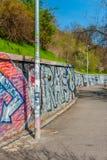 Street Graffiti Royalty Free Stock Images