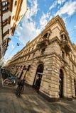 Street in Graz Royalty Free Stock Image