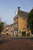 Street in Harlingen Stock Photos
