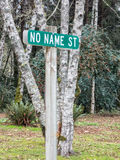 Street has no name Royalty Free Stock Images