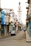 Street of Havana Royalty Free Stock Photography