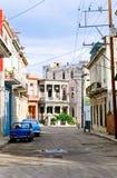Street of Havana Stock Image