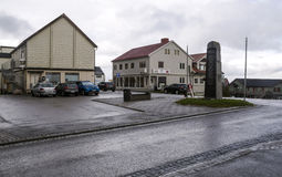 Street of Heninsbaerg Stock Photo