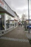 Street of Heninsbaerg Stock Photography
