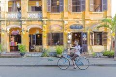 Street, Hoi An, Vietnam Stock Photography