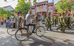 Street, Hoi An, Vietnam Stock Photos
