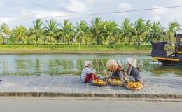 Street, Hoi An, Vietnam Stock Photo