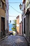 Street in Icod de los Vinos Stock Photos