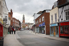 Free Street In Colchester Royalty Free Stock Photography - 39982847