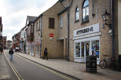 Free Street In Colchester Stock Photos - 40224513