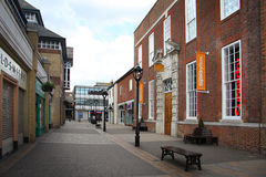 Free Street In Colchester Royalty Free Stock Photography - 40224557