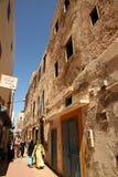 Street In Essaouira Royalty Free Stock Image