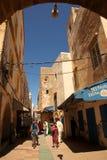 Street In Essaouira Stock Photos