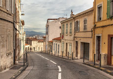 Street In Marseilles Royalty Free Stock Photography