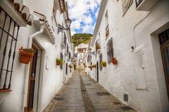 Free Street In Mijas, Spain Royalty Free Stock Photos - 116994358
