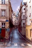 Street In Paris Royalty Free Stock Photos