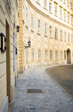 Street In Vienna S Historical Downtown Royalty Free Stock Images