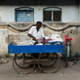Street in India Stock Photography