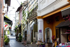 The street in Ipoh outside Stock Photography