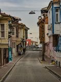 Street. Istanbul color Royalty Free Stock Images