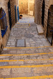 Street of Jaffa Royalty Free Stock Images