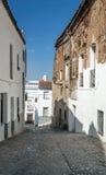 Street of Jerez de los Caballeros Royalty Free Stock Photography