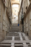 Street of Jerusalem Stock Photo