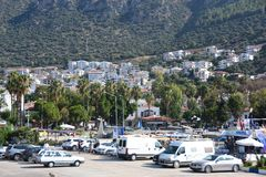 Kas Antalya Turkey Stock Image