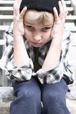 Street Kid Royalty Free Stock Photos