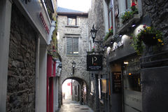 Street in Kilkenny Stock Image