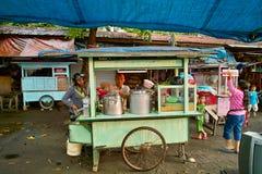 Street kitchen stock photo