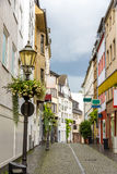 A street in Koblenz city center. Germany Stock Photography
