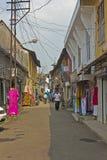 Street in Kochin Stock Photo