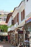 Street in Kusadasi, Turkey Stock Photo