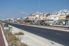 Street in Kyrenia Stock Photos